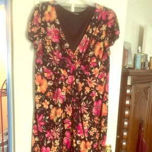 Spring/Summer flowering dress
